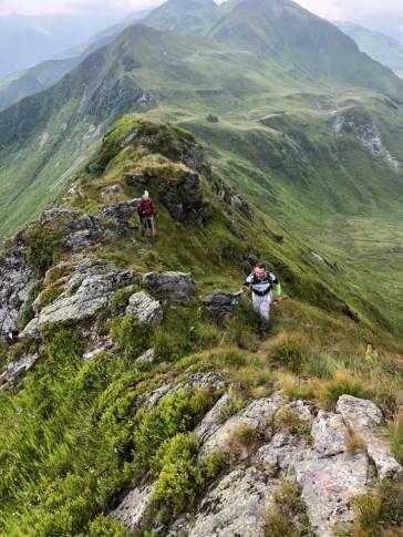 Aufstieg Brechhorn