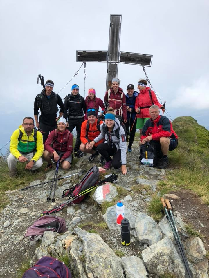 Brechhorn Gipfel